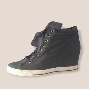 New DKNY Wedge Sneaker